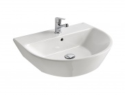 Over-counter Wash-basin 60x49 cm.