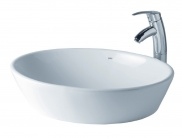 Over-counter wash-basin 57,5x45 cm.