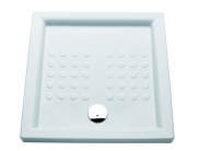 Square shower tray 90x90