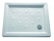 Rectangular shower tray 90x72