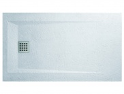Rectangular shower tray 160x70