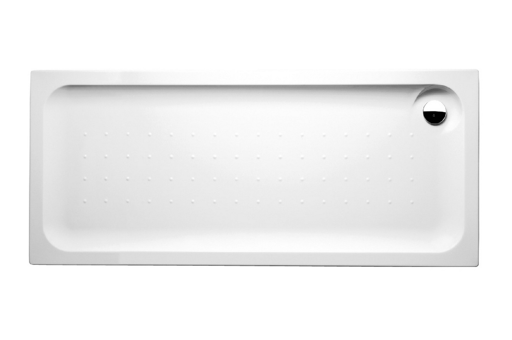 Rectangular shower tray 130x70