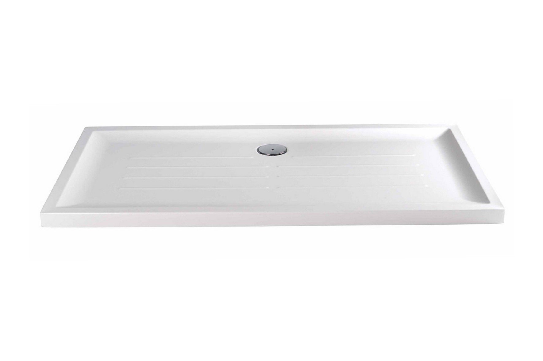 Rectangular shower tray 140x80